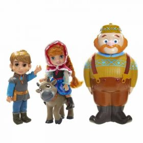 Disney Frozen Petite Oaken's Trading Post Gift Set