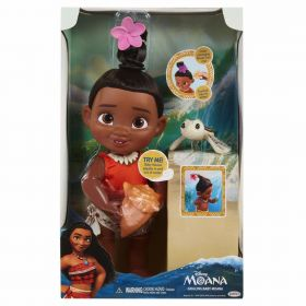 Disney Giggling Baby Moana Doll
