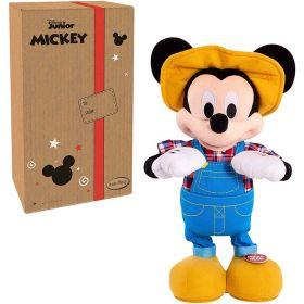 Disney Junior E-I-Oh! Mickey Mouse Interactive Plush