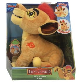 Disney Lion Guard Leap n Roar Kion Plush