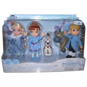 Disney Frozen Olafs Adventure Petite Gift Set