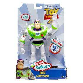 Disney Pixar Toy Story 4 True Talkers Buzz Lightyear Figure