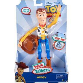 Disney Pixar Toy Story 4 True Talkers Woody Figure