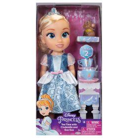 Disney Princess Tea Time with Cinderella and Gus Gus