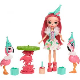 Enchantimals Let's Flamingle Doll
