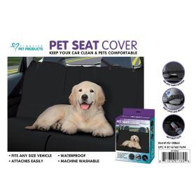 FinePet Products Pet Seat Cover