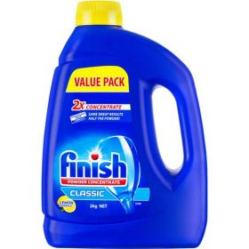 Finish Dishwashing Powder Lemon Concentrate 2kg