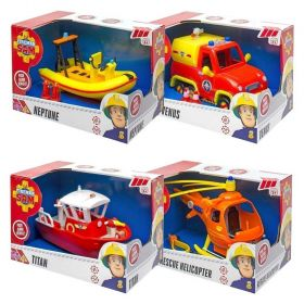 Fireman Sam Vehicle - Assorted