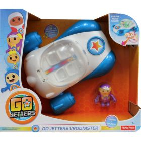 Fisher Price Go Jetters Vroomster