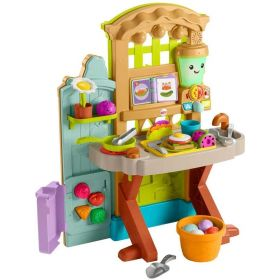Fisher Price Laugh & Learn Grow The Fun Garden to Kitchen