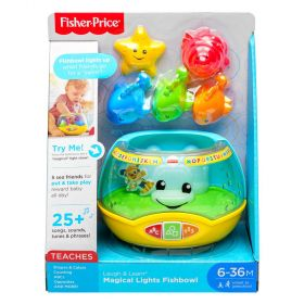 Fisher Price Laugh & Learn Magical Lights Fishbowl