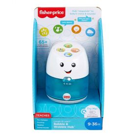 Fisher Price Laugh and Learn Babble and Wobble Hub