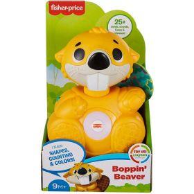 Fisher Price Linkimals Boppin Beaver