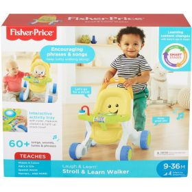 Fisher Price Laugh & Learn Stroll and Learn Walker
