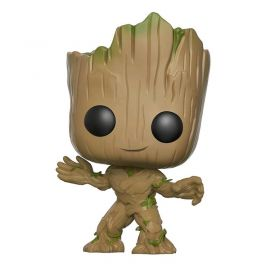"Funko POP! Guardians of the Galaxy Vol 2 - Groot 10"" Vinyl Figure"