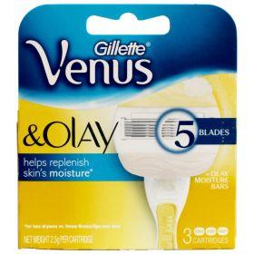Gillette Venus & Olay Razor Cartridges Blades
