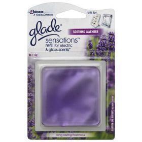 Glade Sensations Universal Refill - Soothing Lavender