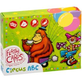 Glottogon ABC Flash Cards - Circus