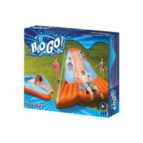 H20GO Triple Slide with Speed Ramp
