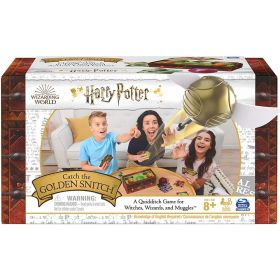 Harry Potter Catch The Golden Snitch Game