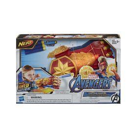 NERF Power Moves Marvel Avengers Captain Marvel Photon Blast