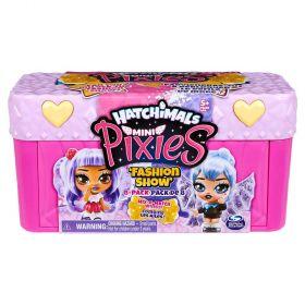 Hatchimals Colleggtibles Mini Pixies Fashion Show Castle