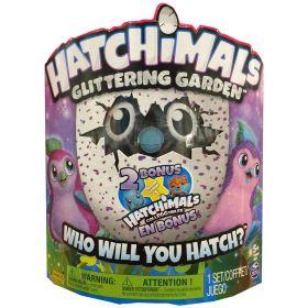 Hatchimals Glittering Garden Assorted With 2 Bonus Hatchimals Colleggtibles