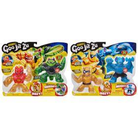 Heroes of Goo Jit Zu Water Blast Versus Pack - Assorted