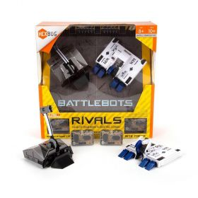 HEXBUG BattleBots Rivals 4.0 (Blacksmith and Bite Force)