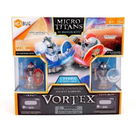 HEXBUG Micro Titans Vortex (Assorted Battle Arena)