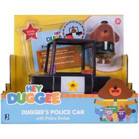 Hey Duggee Duggee's Police Car