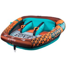 HO Sports EXO Sidewinder 3 Inflatable Towable Tube