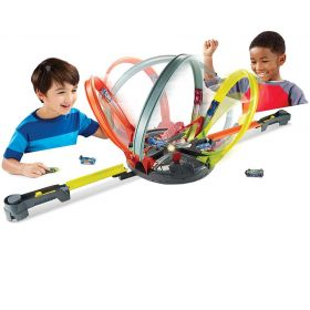 Hot Wheels Roto Revolution Trackset