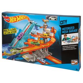 Hot Wheels Motorized Mega Garage