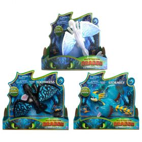 How To Train Your Dragons Deluxe Dragon Assorted