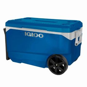 Igloo Flip and Tow 85 Litre Wheeled Cooler Box