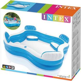 Intex Inflatable Family Swimming Pool