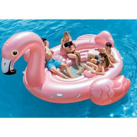 Intex Inflatable Pool Float Flamingo Party Island