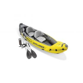 Intex Explorer 2 Person Fishing Kayak