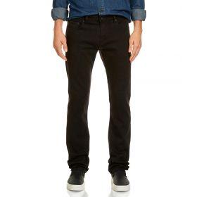 JAG Mens Flynn Straight Jeans - Black-36