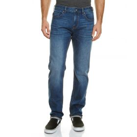 JAG Mens Flynn Straight Jeans - Blue-34