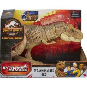 Jurassic World Extreme Damage Tyrannosaurus Rex