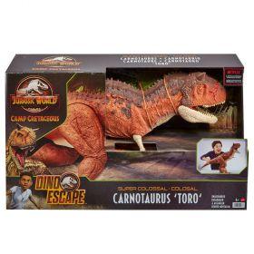 Jurassic World Super Colossal Carnotaurus Toro
