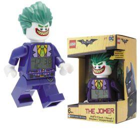 LEGO Batman Movie The Joker Figure Clock