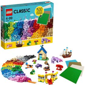 LEGO Classic Bricks Bricks Plates Construction Playset 11717