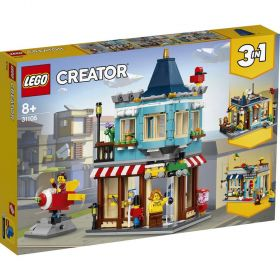 LEGO Creator 3 in 1 Townhouse Toy Store 31105
