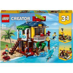 LEGO Creator 3in1 Surfer Beach House 31118