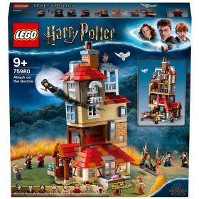 LEGO Harry Potter Attack on the Burrow 75980