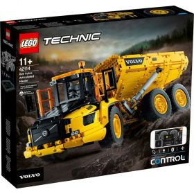 LEGO Technic Volvo 6x6 Articulated Hauler 42114