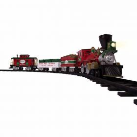 Lionel North Pole Ready-To-Play Train Set